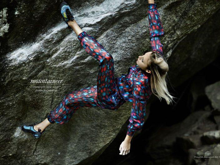 Federica Mingolla – Mountaneer – Schon Magazine